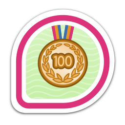 top-100 icon