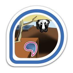 persistence-of-badger-design-team-v icon