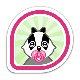 baby-badger icon