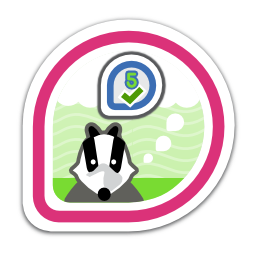 Badge Muse (Badges Released II)