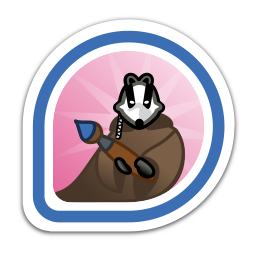 badger-padawan icon