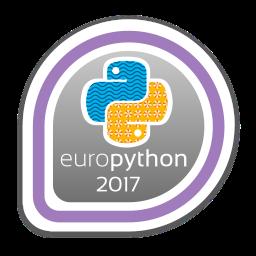 EuroPython 2017 Attendee