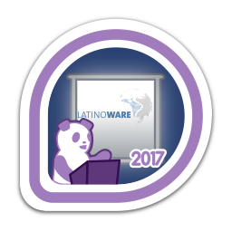 Latinoware 2017 Speaker