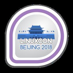 LinuxCon Beijing 2018