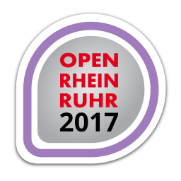 OpenRheinRuhr 2017 Attendee