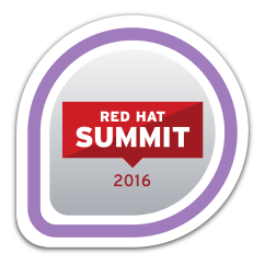 Red Hat Summit 2016