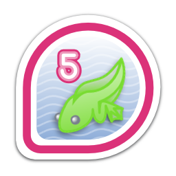 tadpole-with-legs icon