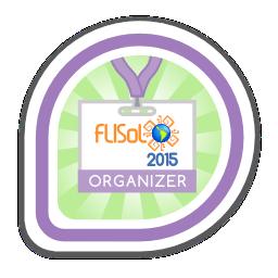 Flisol 2015 Organizer