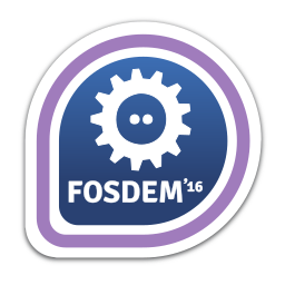 FOSDEM 2016 Attendee