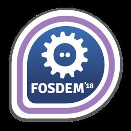 FOSDEM 2018 Attendee