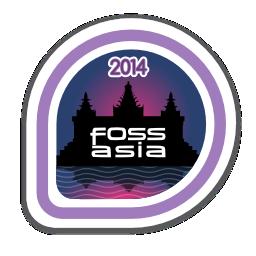 FOSSASIA 2014 Attendee