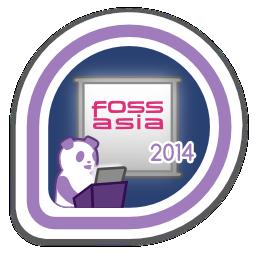 FOSSASIA 2014 Speaker