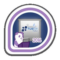 FUDCon Puno 2016 Speaker