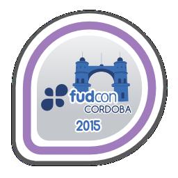 FUDCon Cordoba 2015 Attendee