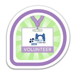 fudcon-cordoba-2015-volunteer icon