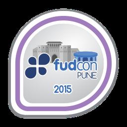 FUDCon Pune 2015 Attendee