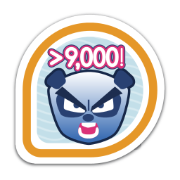 its-over-9000-koji-success-vi icon