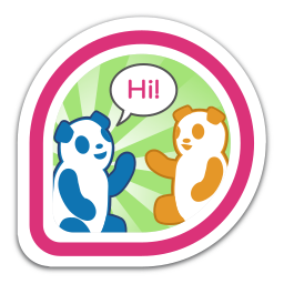 welcome-wagon icon