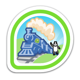 missed-the-train icon