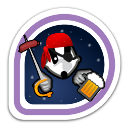 party-pirate icon
