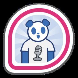 podcast-contributor icon
