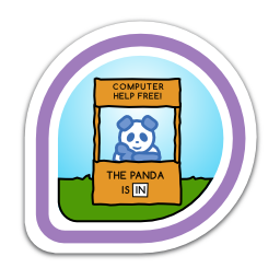 the-panda-is-in icon