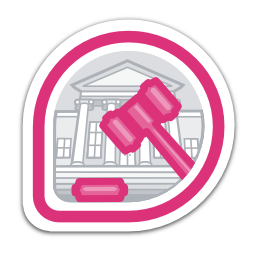 town-hall-moderator icon